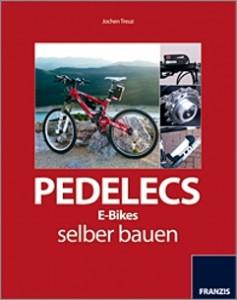 So sieht es aus: Der Titel meines Buches -Pedelecs und E-Bikes selber bauen-