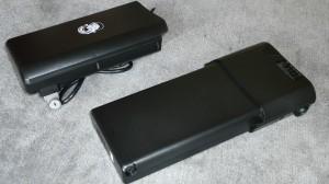Gepäckträger-Batterie