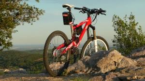 Vélo avec moteur Senglar
