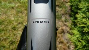 Haibike Hai Q FS RX mit dem Senglarantrieb (Pedelec-Umbausatz)