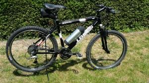 Jetzt ein e-Bike: Lakes Hardtail mit Senglarantrieb