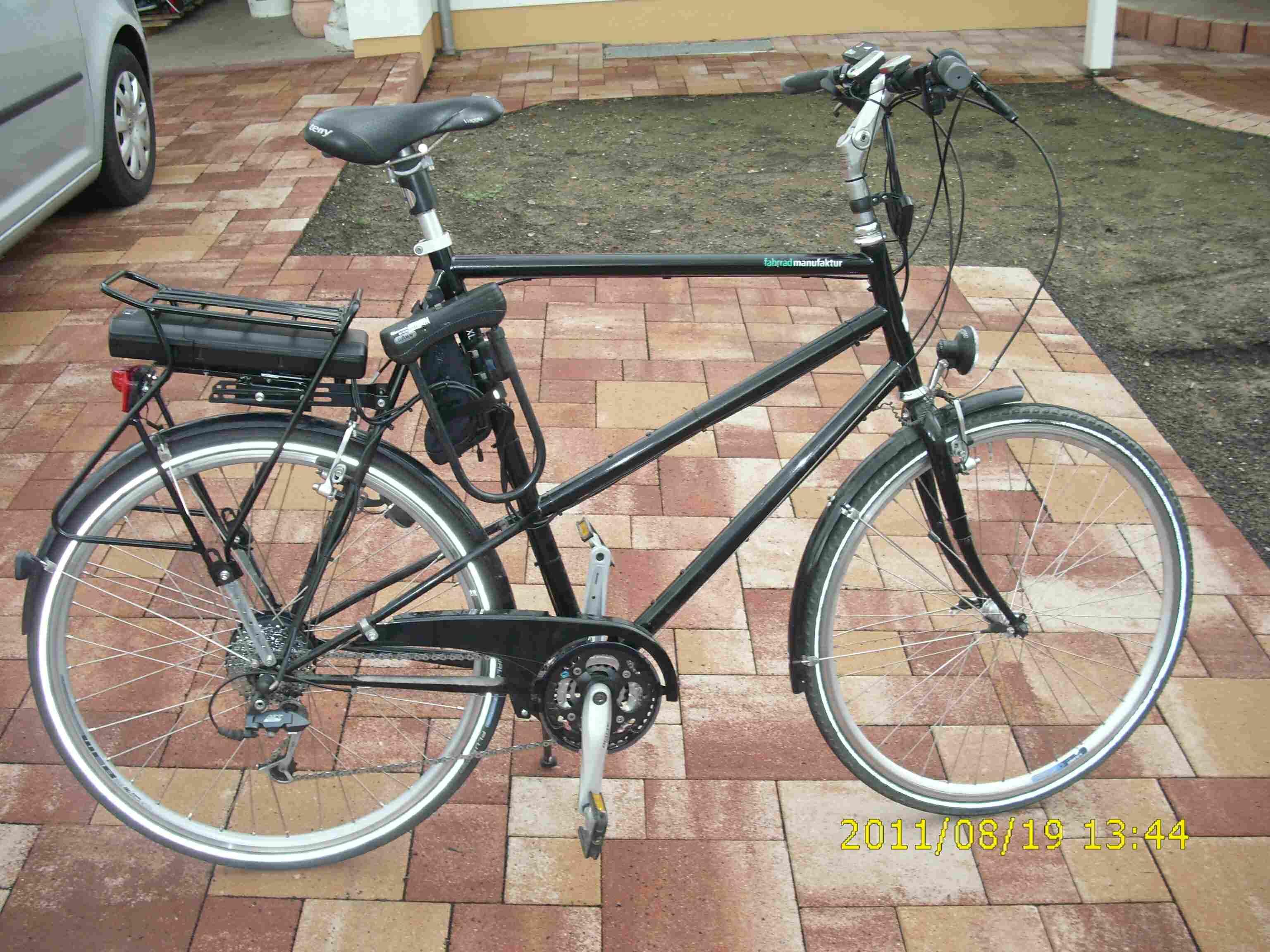 ein xxl fahrrad wird mit dem senglarantrieb zum pedelec. Black Bedroom Furniture Sets. Home Design Ideas