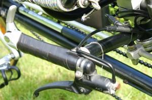 Der Abschaltkontakt zur Umrüstung hydraulischer Bremsen