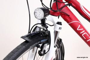 Gute Bremsen und gutes Licht: Voraussetzungen für sicheres Fahren