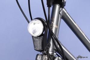 Neue superhelle Beleuchtung: Stromversorgung durch den Akku