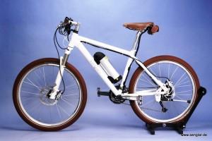Das Senglar-Pedelec Mountainbike im Classic-Style