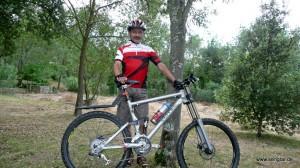 Mai 2009: Mein erstes Fahrrad nach über 30 Jahren!
