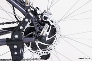 Senglar-der leichte Nachrüstsatz macht Dahon zum e-Bike