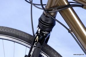 Komfort fürs Vorderrad: Unsere Single-Shock-Gabel