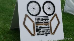 Bausatz: `Ich werde ein Fahrrad!´