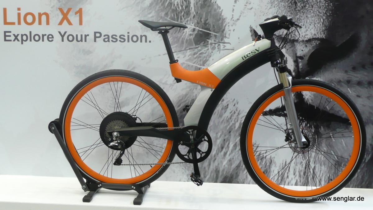 Allgemein   Senglar - e-power on wheels! Leichte Pedelecs - Bewährte ...