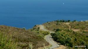 Der Weg ins Meer…
