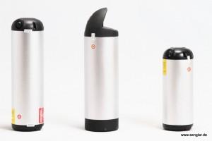 Die Senglar-Flaschenakkus: Leicht und leistungsstark