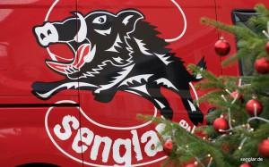 Weihnachtsferien bei Senglar: Vom 23.12.2014 bis 09.01.2015