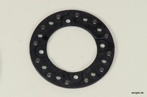Die Magnetscheibe Typ 3: Für Octalink oder Hollowtech mit 24 oder 26 Zähnen