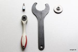 Das notwendige Werkzeug im Überblick