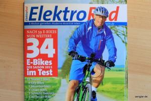 """Titelbild der """"ElektroRad"""" 02/2015"""